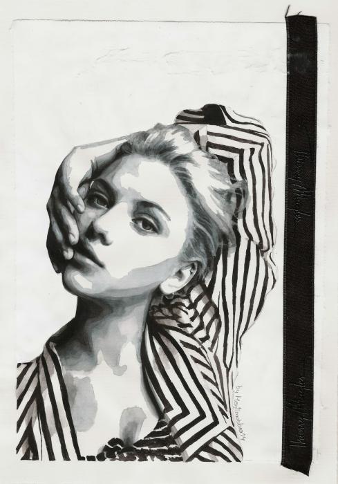 Scarlett Johansson by Estherproductos